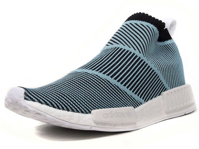 "adidas NMD CS1 PARLEY PK ""Parley for the Oceans""  SAX/BLK/WHT (AC8597)"