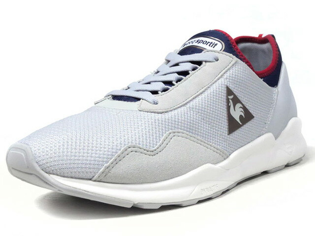 le coq sportif LCS R XX OPEN MESH  WHT/NVY/RED (1810196)