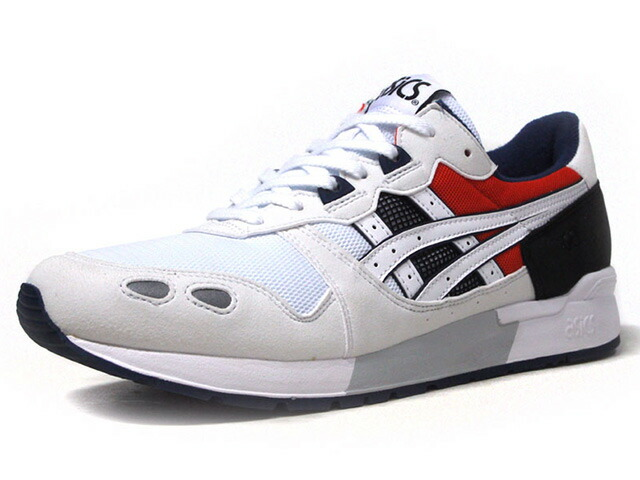 "ASICSTIGER GEL-LYTE ""LIMITED EDITION""  WHT/RED/NVY/BLK (H825Y-0101)"