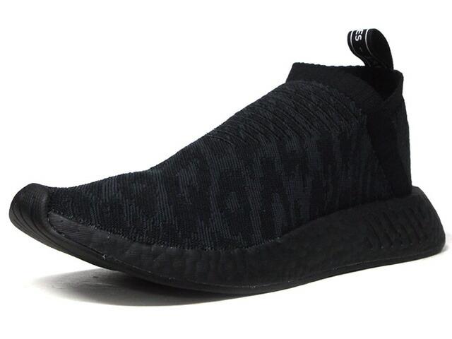 "adidas NMD CS2 PK ""TRIPLE BLACK"" ""LIMITED EDITION""  BLK/GRY/PNK (CQ2373)"
