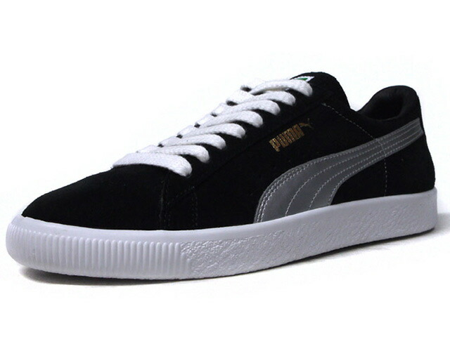 "Puma SUEDE 90681S ""SUEDE 50th ANNIVERSARY"" ""KA LIMITED EDITION""  BLK/SLV (366102-01)"