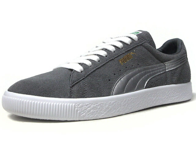 "Puma SUEDE 90681S ""SUEDE 50th ANNIVERSARY"" ""KA LIMITED EDITION""  GRY/SLV (366102-02)"