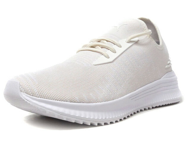 "Puma AVID EVOKNIT ""LIMITED EDITION for LIFESTYLE""  O.WHT/WHT (365392-02)"