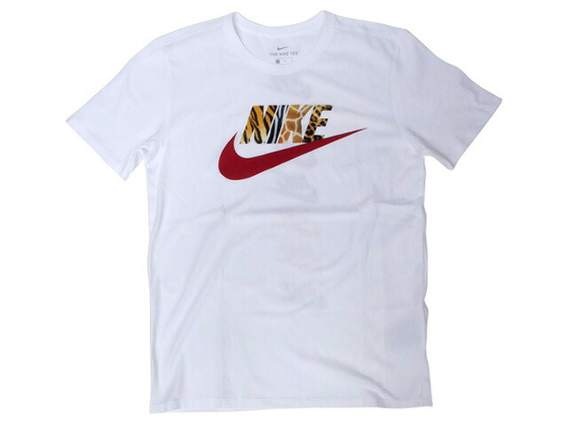 """NIKE ANIMAL S/S T-SHIRTS """"ANIMAL PACK 2.0"""" """"LIMITED EDITION for NONFUTURE""""  WHT/ANIMAL (AV6195-100)"""