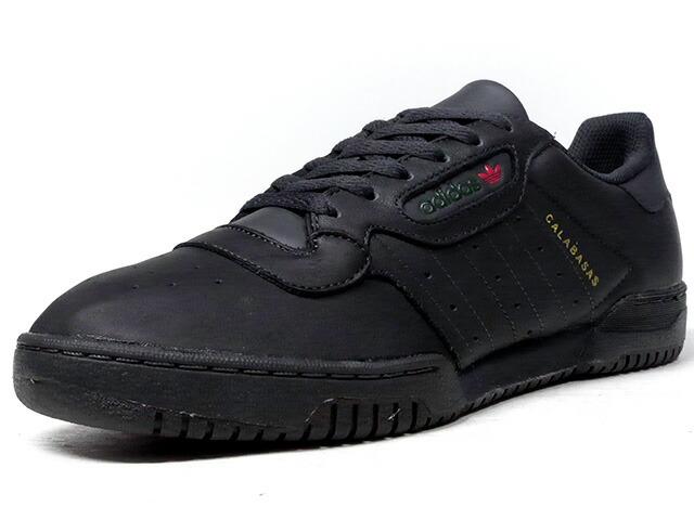 "adidas YEEZY POWERPHASE ""CORE BLACK"" ""KANYE WEST""  BLK/BLK (CG6420)"