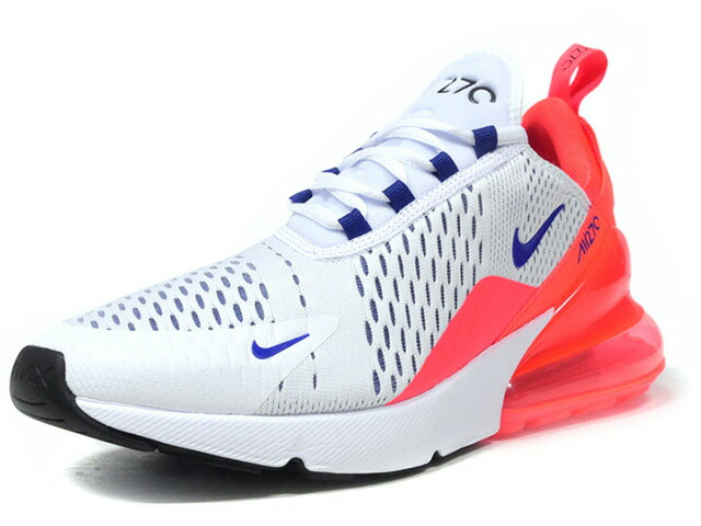 "NIKE (WMNS) AIR MAX 270 ""AIR MAX 180"" ""LIMITED EDITION for NSW""  WHT/BLU/PNK (AH6789-101)"