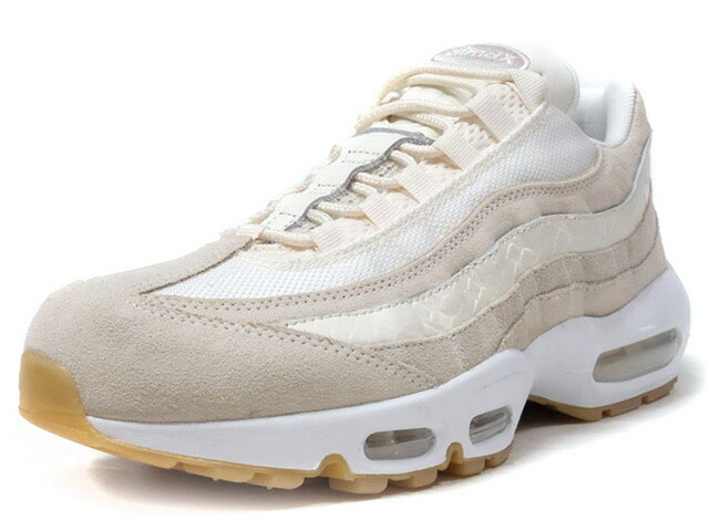 "NIKE AIR MAX 95 PRM ""LIMITED EDITION for ICONS""  O.WHT/BGE/WHT/GUM (538416-102)"
