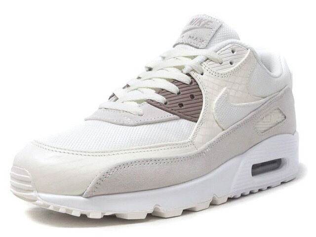 "NIKE AIR MAX 90 PREMIUM ""LIMITED EDITION for ICONS""  O.WHT/BRN/WHT (700155-102)"