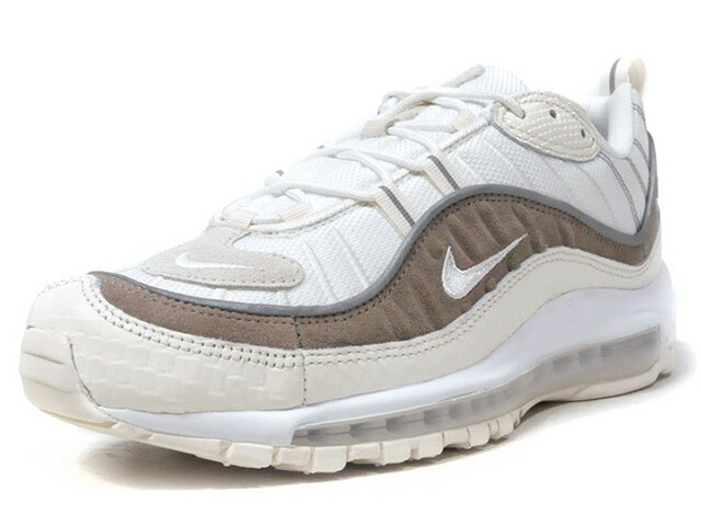 "NIKE AIR MAX 98 SE ""LIMITED EDITION for NSW""  O.WHT/BRN (AO9380-100)"