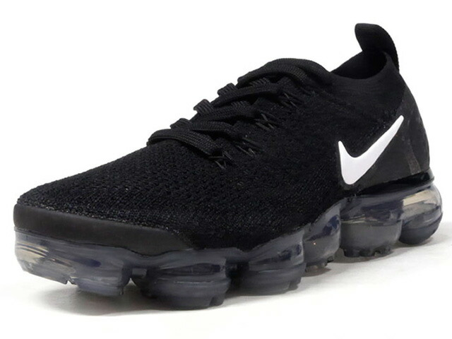 "NIKE (WMNS) AIR VAPORMAX FLYKNIT 2 ""LIMITED EDITION for RUNNING FLYKNIT""  BLK/WHT/CLEAR (942843-001)"