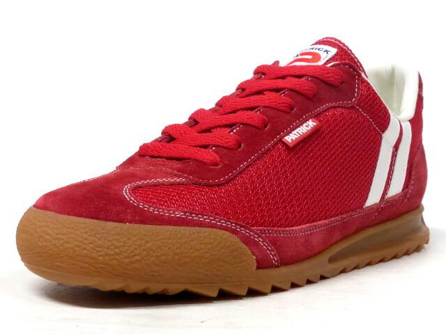 "PATRICK BRONX ""made in JAPAN""  RED (3007J)"