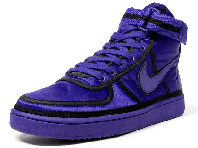 "NIKE VANDAL HIGH SUPREME QS PRPL ""COURT PURPLE"" ""LIMITED EDITION for NONFUTURE""  PPL/BLK (AQ2176-500)"