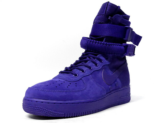 "NIKE SF AF 1 ""COURT PURPLE"" ""LIMITED EDITION for NONFUTURE""  PPL/PPL (864024-500)"