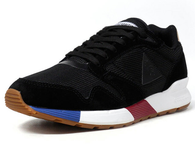 le coq sportif OMEGA X SPORT  BLK/BGE/BLU/RED/WHT (1820011)