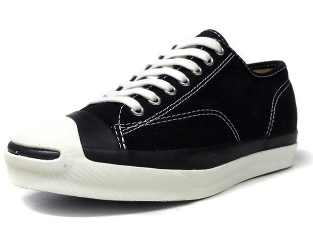 "CONVERSE JACK PURCELL RET COLORS ""LIMITED EDITION""  BLK/WHT (32263521)"
