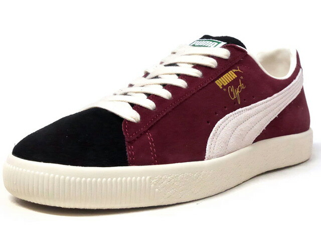 "Puma CLYDE FROM THE ARCHIVE ""LIMITED EDITION for LIFESTYLE""  BGD/BLK/O.WHT/NAT (365319-04)"
