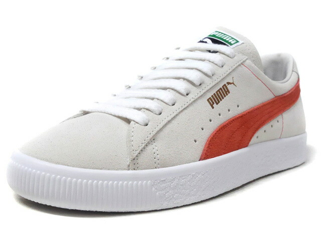 "Puma SUEDE 90681 ""SUEDE 50th ANNIVERSARY"" ""KA LIMITED EDITION""  O.WHT/ORG/WHT (365942-08)"