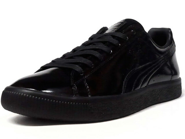 "Puma CLYDE DRESSED PART THREE ""LIMITED EDITION for LIFESTYLE""  BLK/BLK (366233-01)"
