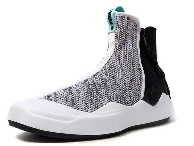 "Puma ABYSS KNIT DIAMOND ""Diamond Supply Co."" ""KA LIMITED EDITION""  WHT/BLK/D.BLU (366493-01)"