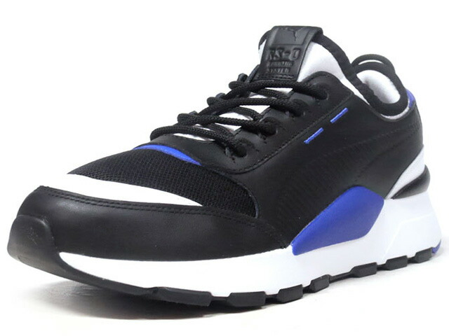 """Puma RS-0 SOUND """"LIMITED EDITION for PRIME""""  BLK/BLU/WHT (366890-02)"""