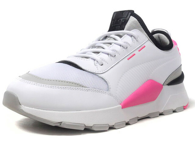 """Puma RS-0 SOUND """"LIMITED EDITION for PRIME""""  WHT/PNK/GRY/BLK (366890-04)"""