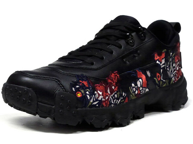 "Puma TRAILFOX GRAPHIC O.MOSCOW ""OUTLAW MOSCOW"" ""LIMITED EDITION for LIFESTYLE""  BLK/FLOWER (367096-01)"