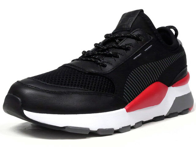 "Puma RS-0 PLAY ""LIMITED EDITION for LIFESTYLE""  BLK/C.GRY/RED/WHT (367515-02)"