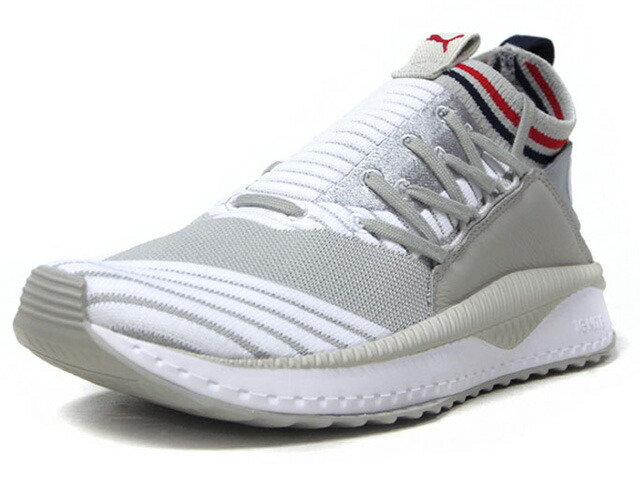 "Puma TSUGI JUN SPORT STRIPES ""LIMITED EDITION for PRIME""  GRY/WHT/NVY/RED (367519-02)"