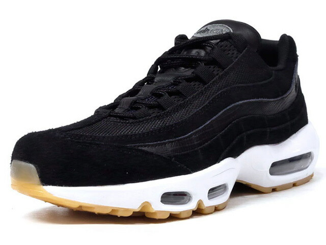 "NIKE AIR MAX 95 PRM ""LIMITED EDITION for NSW""  BLK/WHT/GUM (538416-016)"