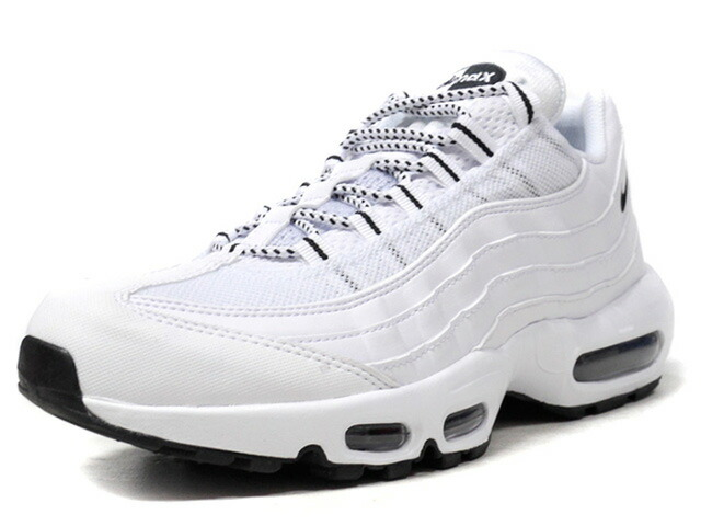 "NIKE AIR MAX 95 ""LIMITED EDITION for NSW""  WHT/BLK (609048-109)"