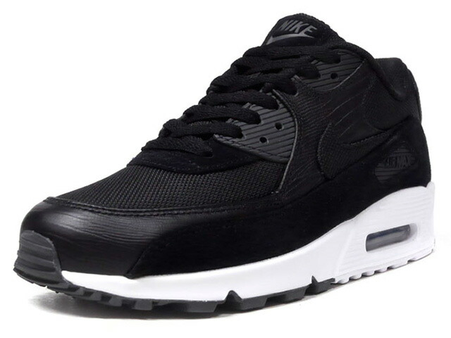 "NIKE AIR MAX 90 PREMIUM ""LIMITED EDITION for NSW""  BLK/WHT (700155-014)"