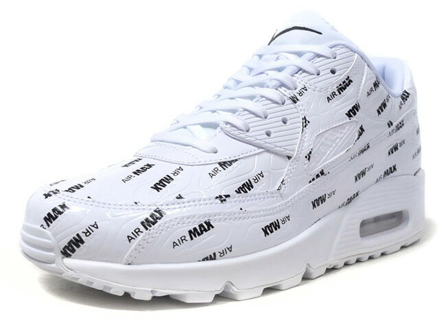 """NIKE AIR MAX 90 PREMIUM """"LIMITED EDITION for NSW""""  WHT/BLK (700155-103)"""