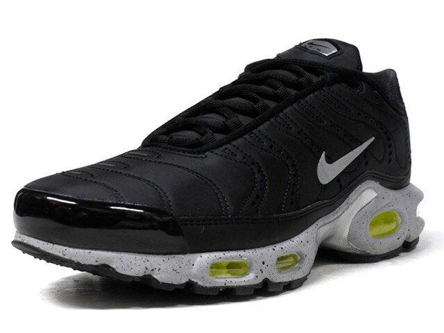 "NIKE AIR MAX PLUS PRM ""LIMITED EDITION for NONFUTURE""  BLK/GRY (815994-003)"