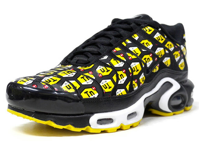 size 40 b1cca 6b505 ... best nike air max plus qs limited edition for nsw blk yel wht c8b05  6d7aa