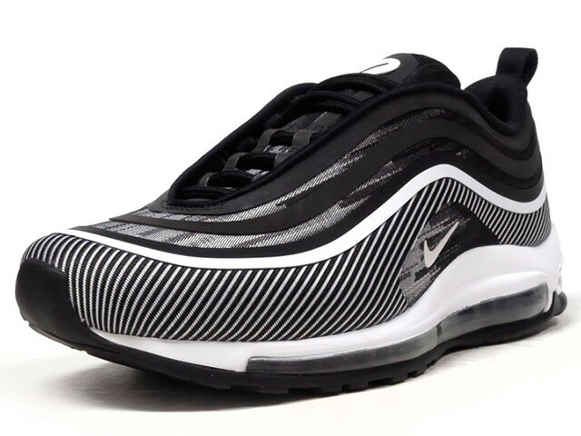 """NIKE AIR MAX 97 ULTRA '17 """"LIMITED EDITION for NSW""""  BLK/GRY/WHT (918356-006)"""