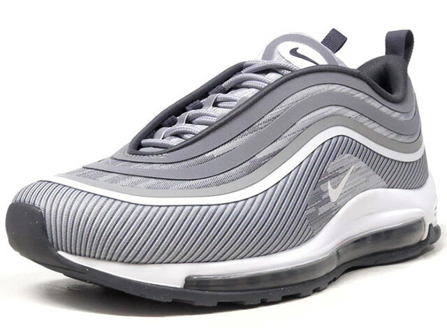 """NIKE AIR MAX 97 ULTRA '17 """"LIMITED EDITION for NSW""""  GRY/WHT (918356-007)"""