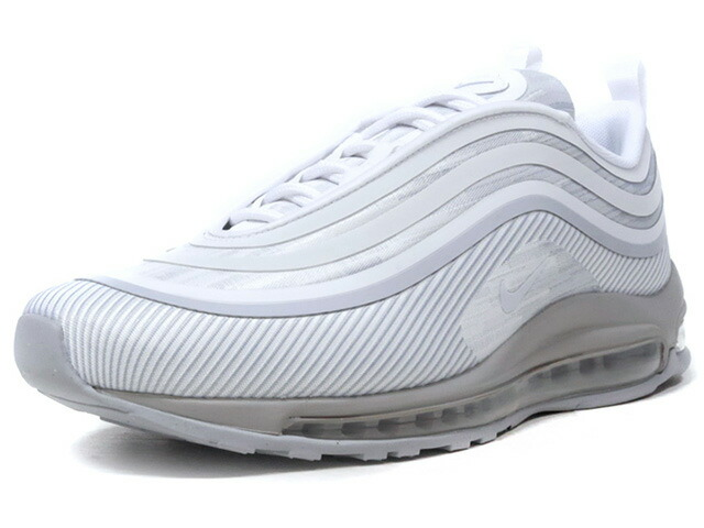 """NIKE AIR MAX 97 ULTRA '17 """"LIMITED EDITION for NSW""""  WHT/L.GRY (918356-008)"""