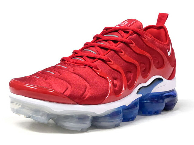 """NIKE AIR VAPORMAX PLUS """"LIMITED EDITION for NSW""""  RED/WHT/BLU (924453-601)"""