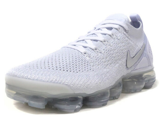 """NIKE AIR VAPORMAX FLYKNIT 2 """"LIMITED EDITION for RUNNING FLYKNIT""""  L.GRY/GRY/WHT/CLEAR (942842-105)"""