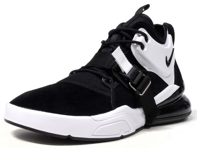 "NIKE AIR FORCE 270 ""LIMITED EDITION for NSW""  BLK/WHT (AH6772-006)"