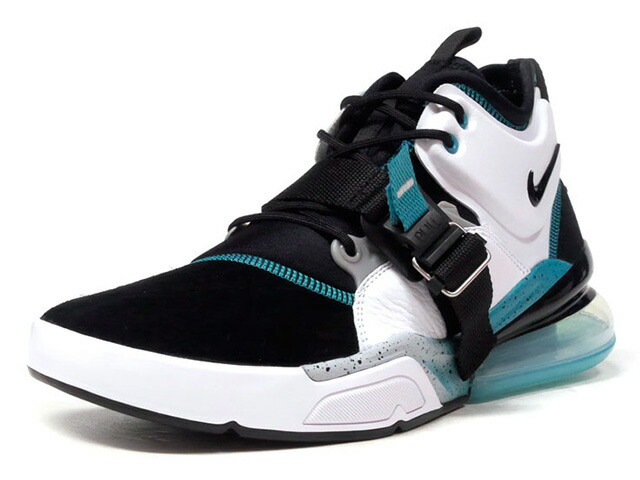"NIKE AIR FORCE 270 ""LIMITED EDITION for NSW""  BLK/WHT/E.GRN (AH6772-008)"