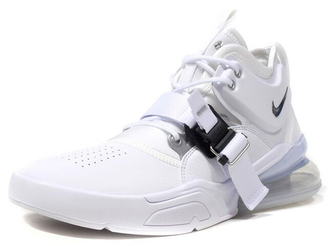 "NIKE AIR FORCE 270 ""LIMITED EDITION for NSW""  WHT/BLK/SLV (AH6772-100)"