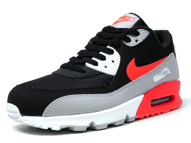 "NIKE AIR MAX 90 ESSENTIAL ""LIMITED EDITION for NSW""  BLK/GRY/RED/WHT (AJ1285-012)"