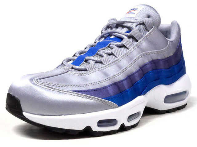 "NIKE AIR MAX 95 SE ""LIMITED EDITION for NSW""  GRY/BLU/PPL/WHT (AJ2018-001)"