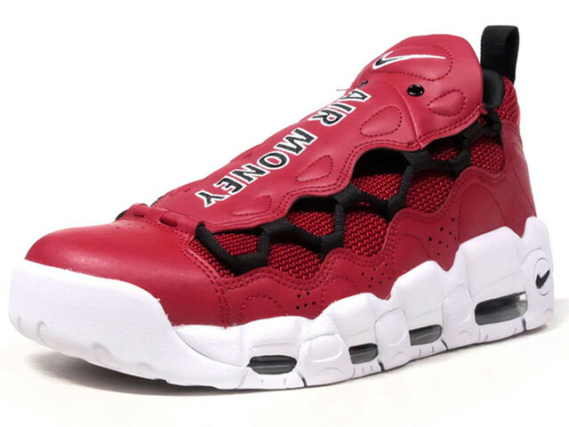 "NIKE AIR MORE MONEY ""LIMITED EDITION for NSW""  RED/BLK/WHT (AJ2998-600)"