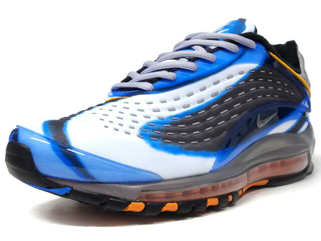 "NIKE AIR MAX DELUXE ""LIMITED EDITION for NSW"" WHT/BLU/BLK/YEL/GRY (AJ7831-401)"