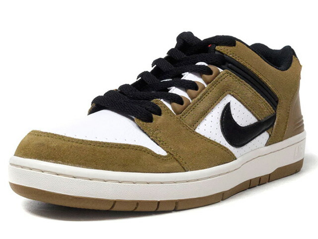 "NIKE SB AIR FORCE 2 LOW ""LIMITED EDITION for NIKE SB""  BRN/WHT/BLK/NAT (AO0300-300)"