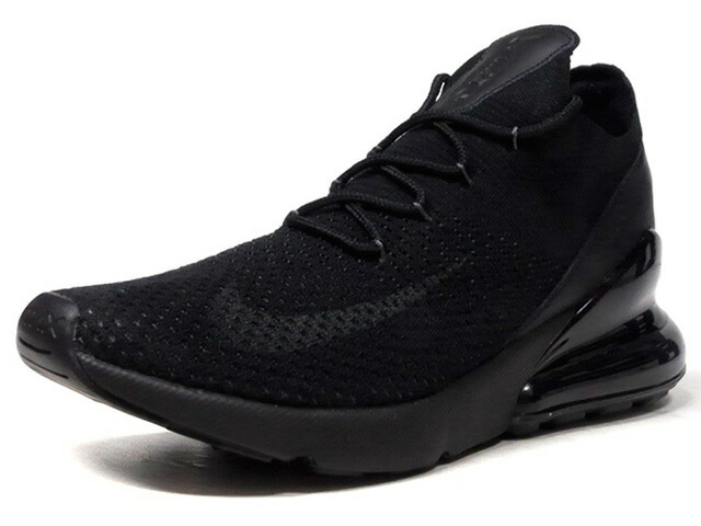 "NIKE AIR MAX 270 FLYKNIT ""TRIPLE BLACK"" ""LIMITED EDITION for NSW""  BLK/BLK (AO1023-005)"