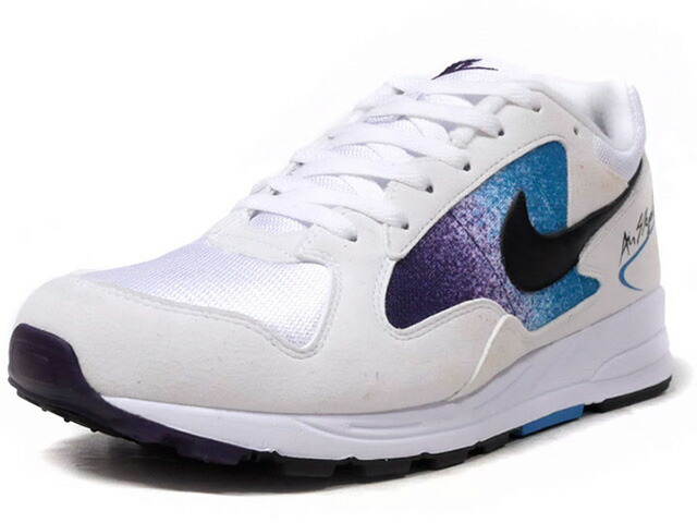 "NIKE AIR SKYLON II ""LIMITED EDITION for NONFUTURE""  WHT/PPL/BLU/BLK (AO1551-100)"