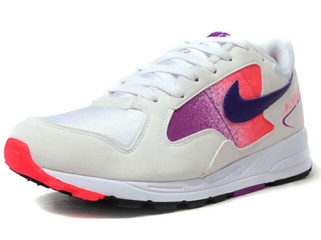 "NIKE AIR SKYLON II ""LIMITED EDITION for NONFUTURE""  WHT/PPL/N.ORG (AO1551-103)"